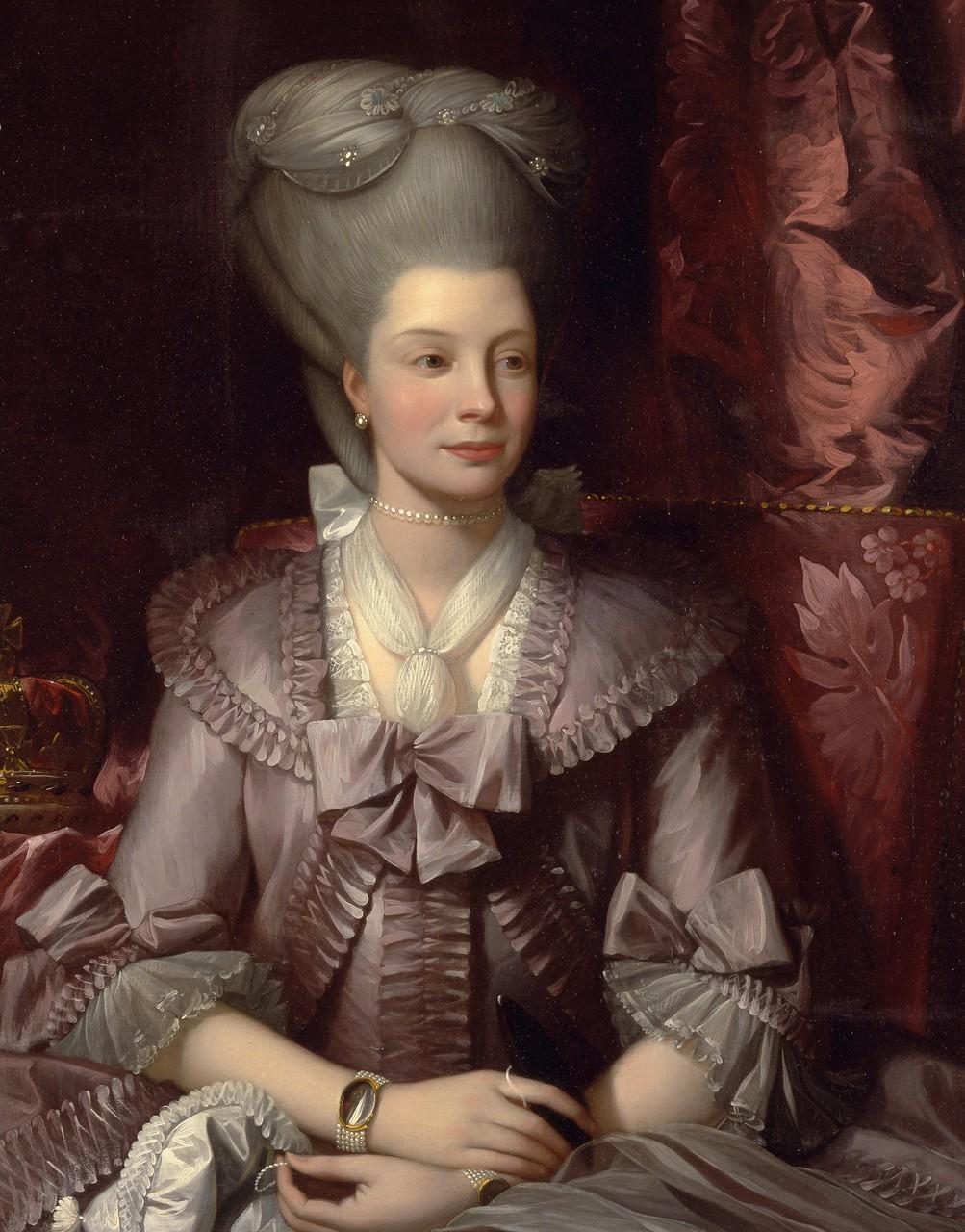 Благодаря королеве Шарлотте мир узнал о шпицах