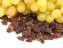 Виноград с изюмом