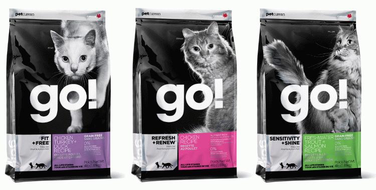 Корм Go! Natural полон разнообразных добавок, призванных укрепить здоровье питомца