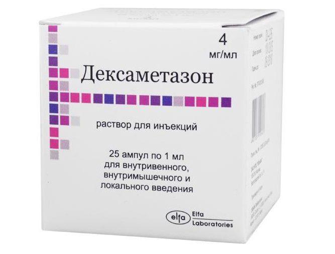 Раствор для инъекций Дексаметазон