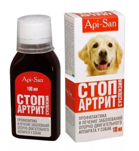 Стоп-Артрит для лечения артрита у собак
