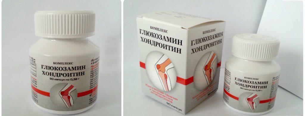 Хондроитин Комплекс