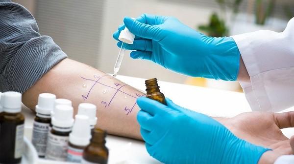 Чаще всего доктор рекомендует осуществлять проведение сразу нескольких тестов на раздражители
