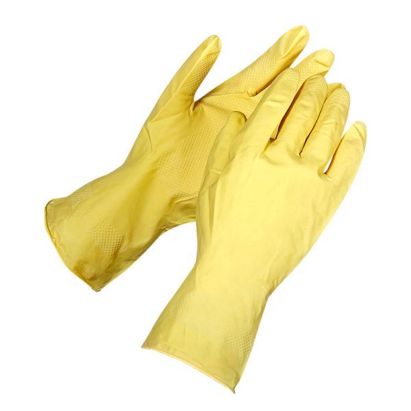 Использование резиновых перчаток при работе с препаратом — обязательное условие