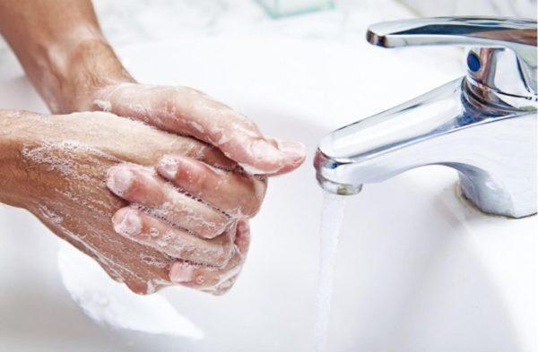 Мойте руки после игры с питомцем