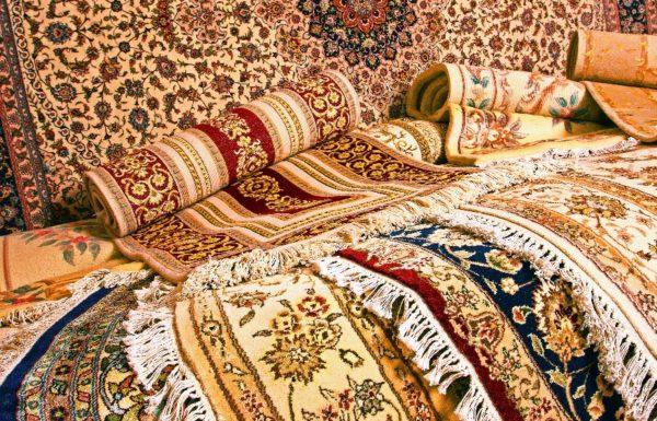 Удалите из дома все ковры, они скапливают в себе раздражители