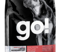 «Гоу» Sensitivity + Shine Salmon Dog