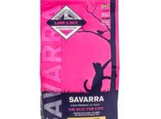 «Саварра» ADULT CAT Ягнёнок с рисом