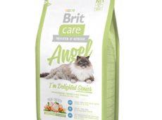 «Brit care cat angel delighted senior» для кошек старше 7 лет