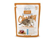 «Brit care cat cheeky outdoor» для активных кошек