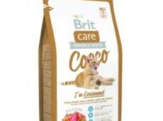 «Brit care cat cocco gourmand» для привередливых кошек