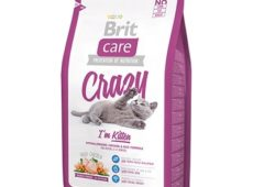 «Brit care cat crazy kitten» для котят