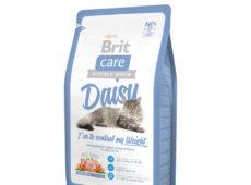 «Brit care cat daisy» для склонных к ожирению кошек