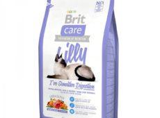 «Brit care cat lilly sensitive digestion» для кошек с чувствительным пищеварением