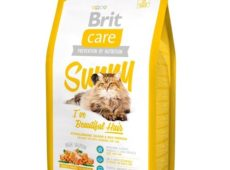 «Brit care cat sunny beautiful hair» для длинношерстных кошек