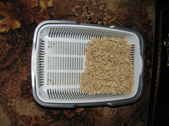 Выбор между количеством насыпаемого материала и качеством запаха в доме неизбежен