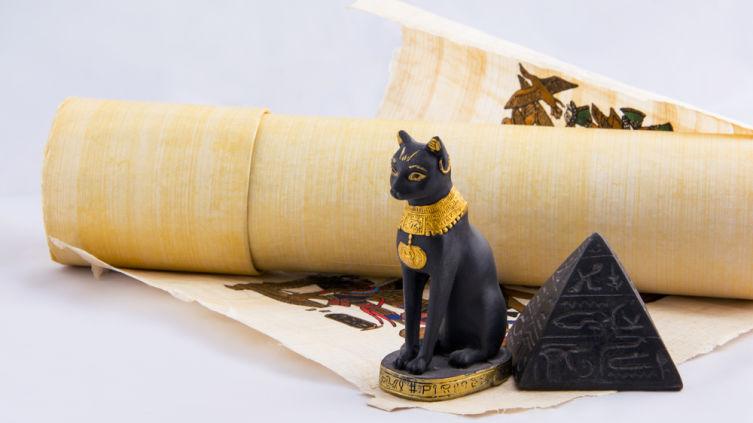 Древние почитали кошек и верили в их священное происхождение