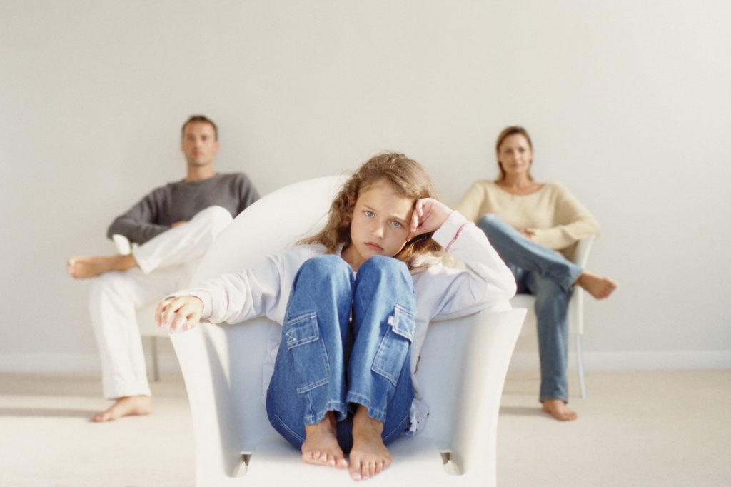 Если вы заметите ухудшения в поведении ребенка, ни в коем случае не отворачивайтесь от него