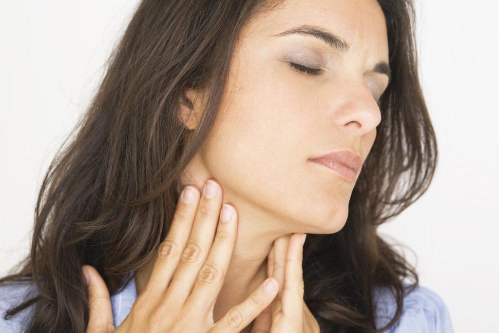 Ком в горле является вечным спутником острых душевных переживаний