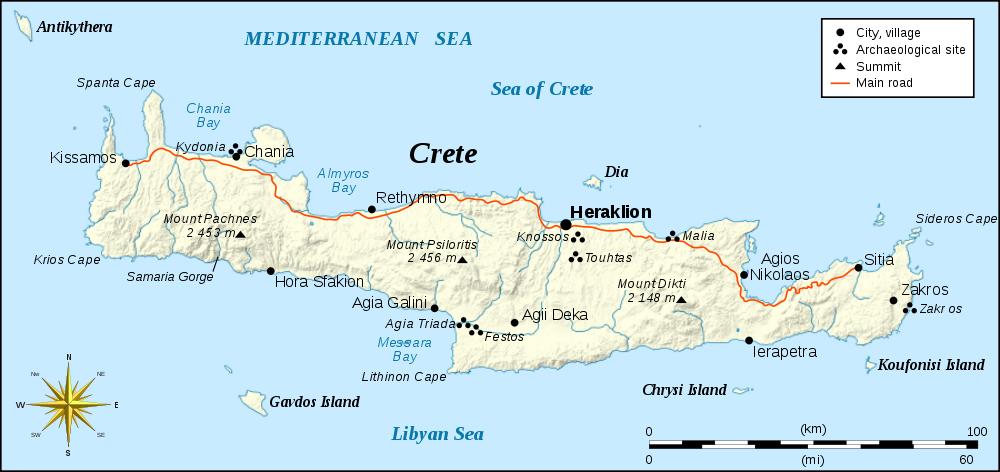 На острове Крит нашли останки кошки захороненной в IX–VII тысячелетии до нашей эры