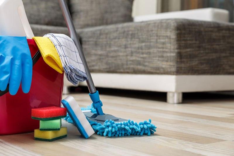 От своевременной влажной уборки зависит хорошее самочувствие аллергика