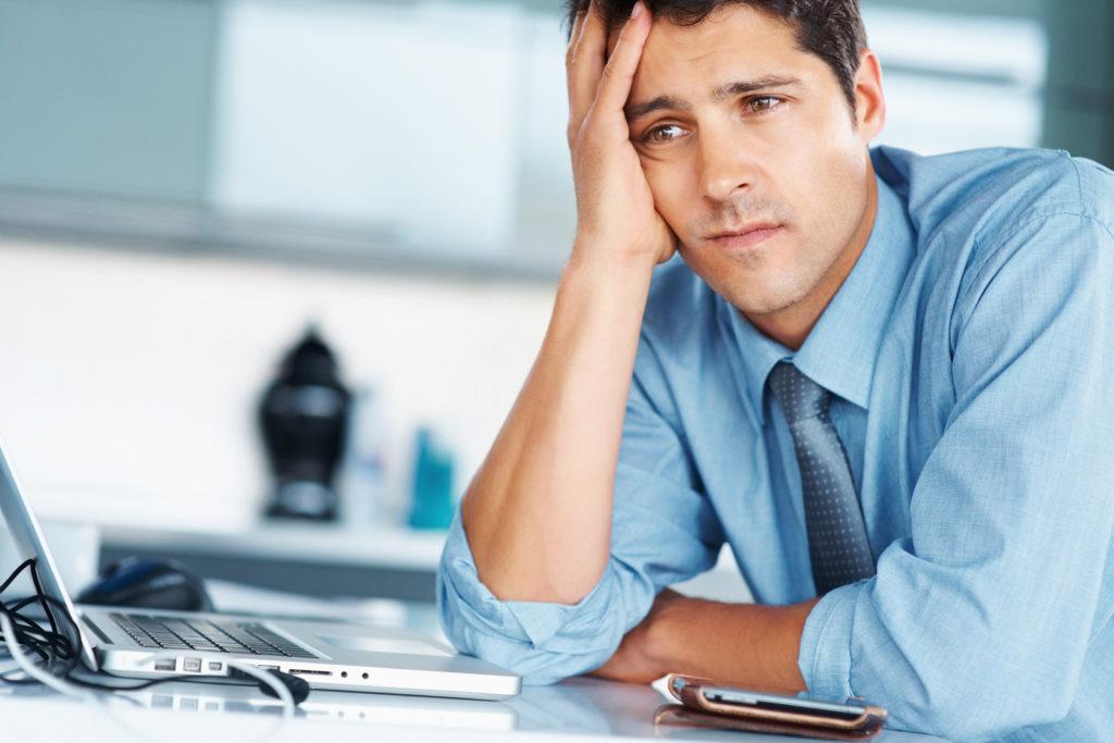 Рассеяность всегда сказывается на работоспособности, что приводит к дополнительным конфликтам