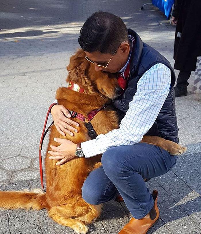 Счастье и здоровье собаки зависят от хозяина