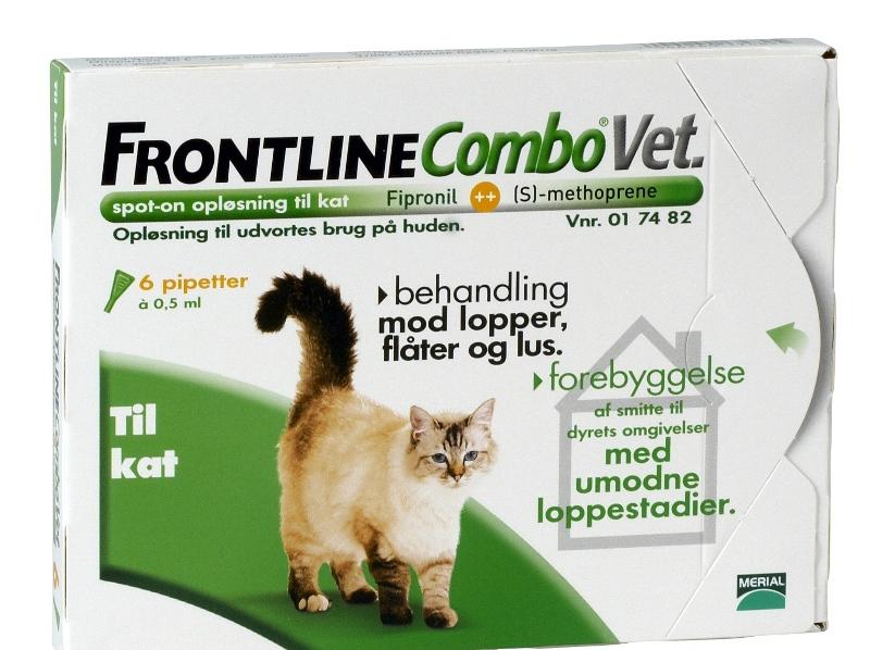 Фронтлайн Комбо для кошек