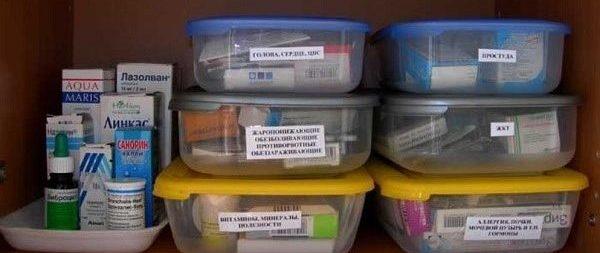 Удобный способ хранения таблеток