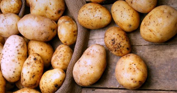 Картофель входит в список запрещенных продуктов