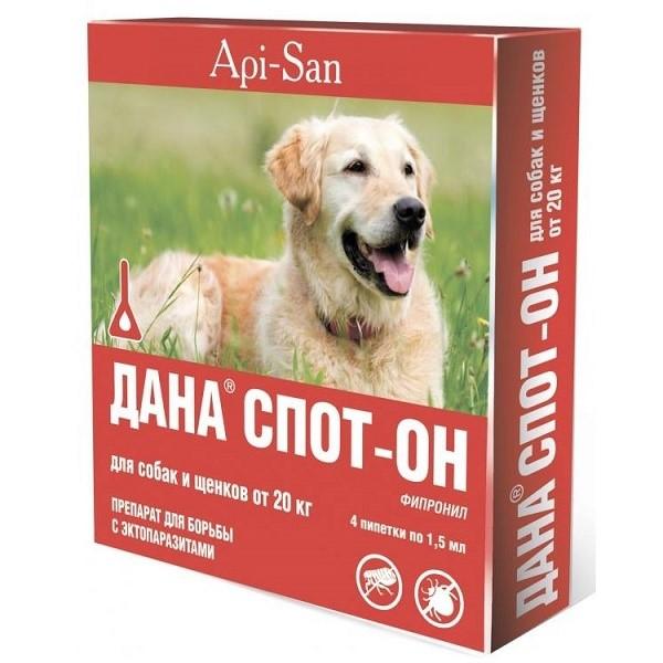 Дозировка препарата назначается изготовителем и может регулироваться ветеринаром