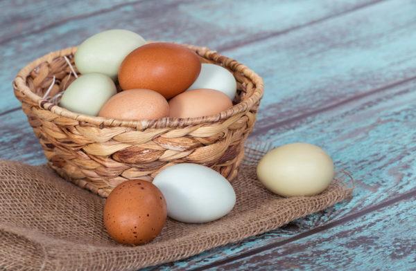 Сырые яйца составляют основу лечебной диеты