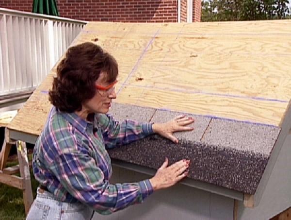 Крышу можно покрыть не только черепицей, но и качественной дранкой