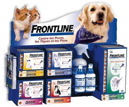 Различные виды популярного средства Фронтлайн для кошек и собак