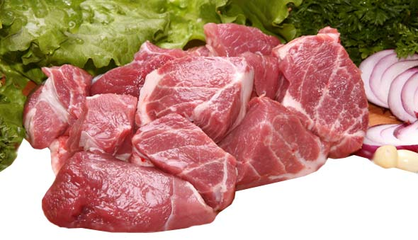 Во время болезни допускается кормить собаку всеми видами мяса за исключением свинины