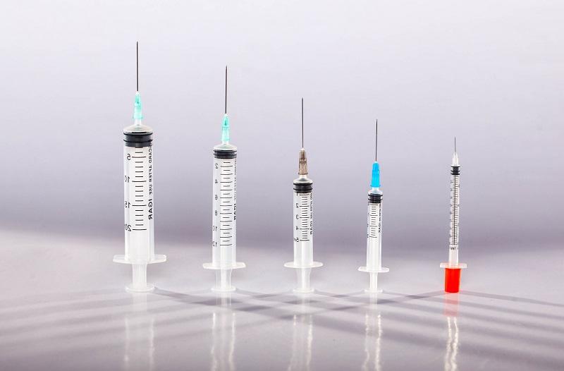 Для разных лекарств используют разные шприцы