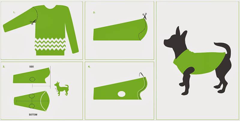 Одежда подойдет как кошке, так и собаке миниатюрной породы