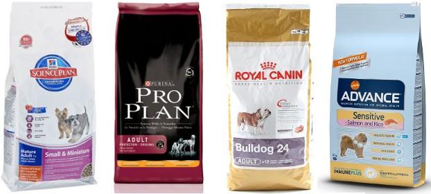 Премимум корма для собак