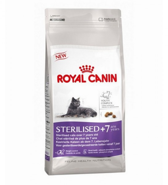Элитный сухой корм для стерилизованных взрослых кошек Роял Канин