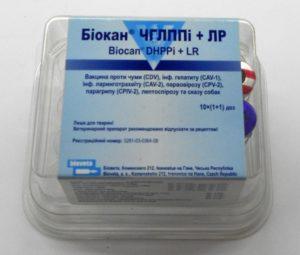 Биокан DHPPI-LR
