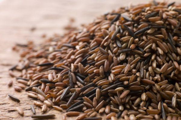 Из всех разновидностей риса бурый является наиболее предпочтительным