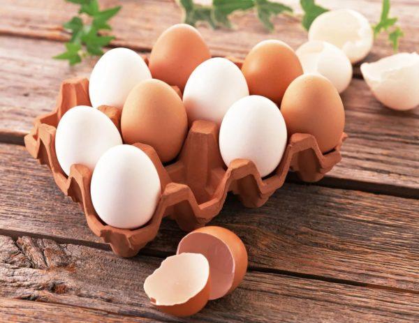 При оказании помощи яйца используют лишь при заглатывании небольших предметов