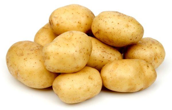 При гепатите не рекомендовано употребление картошки