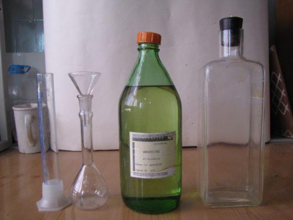 «Диметилсульфоксид» используется в консервативной терапии гистиоцитомы