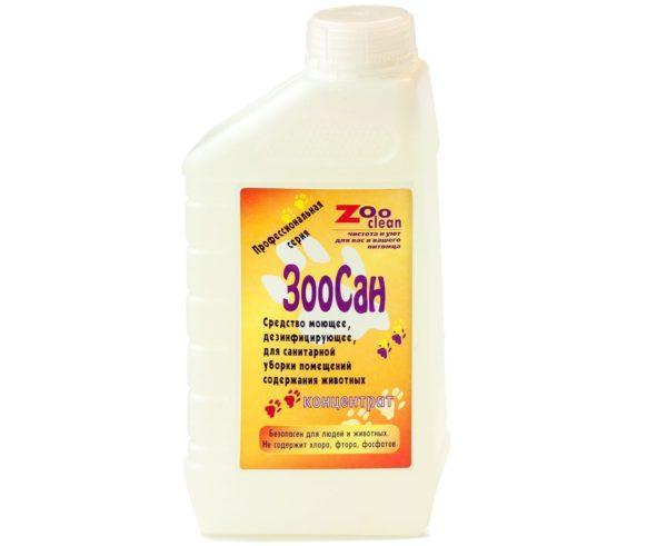 «Зоосан» — эффективное средство для борьбы с неприятными запахами