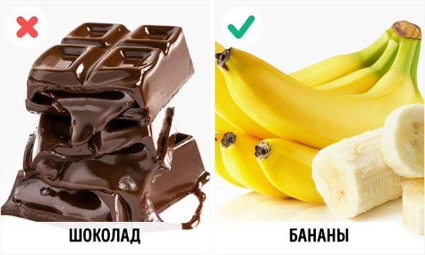 Вместо сладостей в рацион собаки включают фрукты