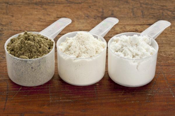 Влажные корма содержат от 12% белка