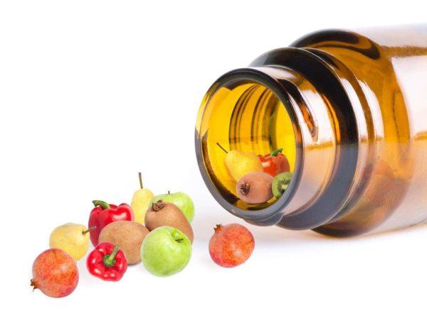 Употребление витаминов приветствуется на этапе перехода от сухого кормления к натуральному