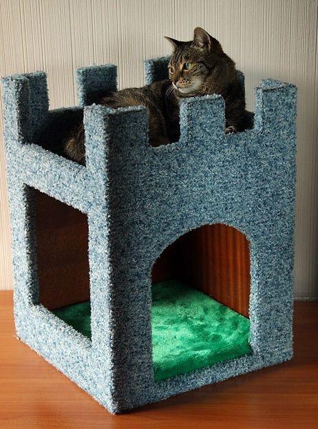 Можно использовать отдельно стоящую башню