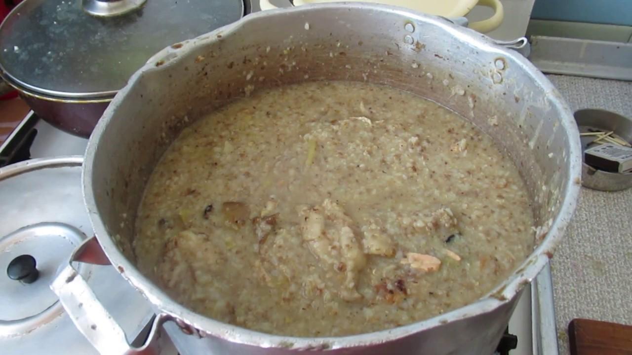 Каши являются одним из самых питательных блюд для собак